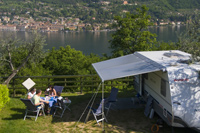 Campings in Malcesine