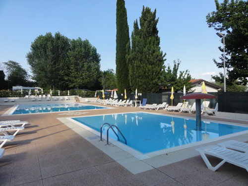 Vacanceselect Camping Fontanelle